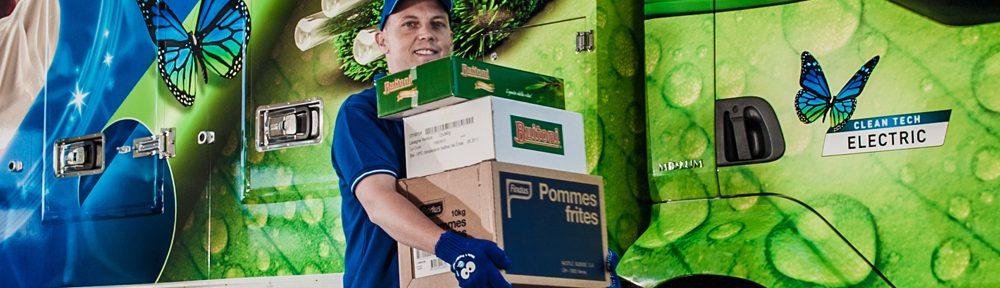 ELUD – Efficacité Logistique Urbaine alimentaire et Durable